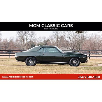 1969 Chevrolet Camaro for sale 101364827