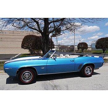 1969 Chevrolet Camaro Convertible for sale 101371207