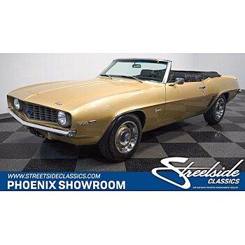 1969 Chevrolet Camaro Convertible for sale 101373123