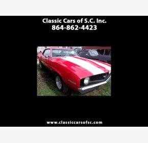 1969 Chevrolet Camaro for sale 101381631