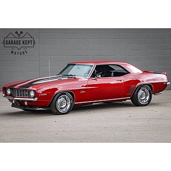 1969 Chevrolet Camaro for sale 101388345