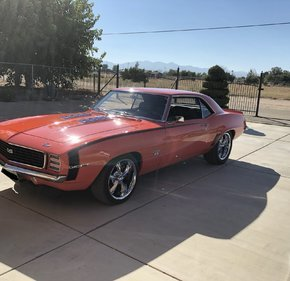 1969 Chevrolet Camaro SS for sale 101391502