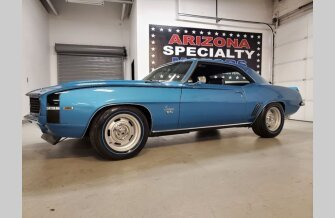 1969 Chevrolet Camaro for sale 101393215