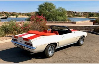 1969 Chevrolet Camaro SS Convertible for sale 101394580