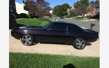 1969 Chevrolet Camaro Coupe for sale 101397548