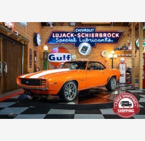 1969 Chevrolet Camaro for sale 101398615