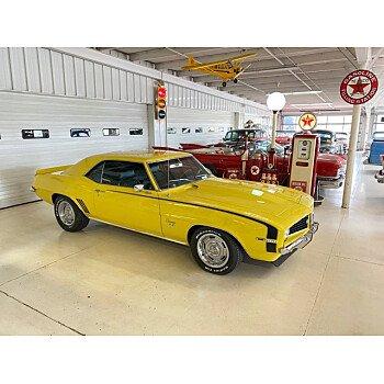 1969 Chevrolet Camaro for sale 101400349