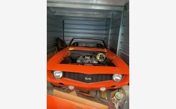1969 Chevrolet Camaro Convertible for sale 101401833
