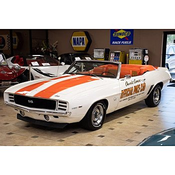 1969 Chevrolet Camaro for sale 101404901