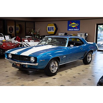 1969 Chevrolet Camaro for sale 101412097