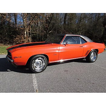 1969 Chevrolet Camaro for sale 101437378