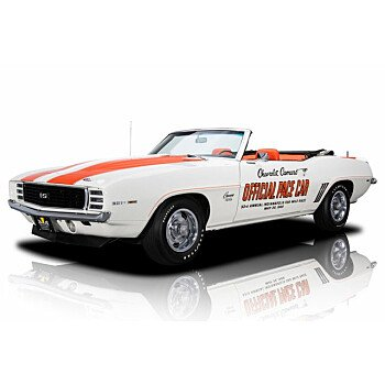 1969 Chevrolet Camaro for sale 101443174