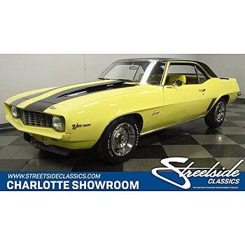 1969 Chevrolet Camaro for sale 101443642