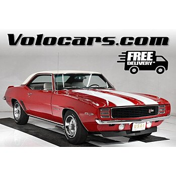1969 Chevrolet Camaro for sale 101448490