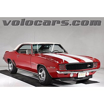 1969 Chevrolet Camaro for sale 101448490