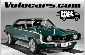 1969 Chevrolet Camaro for sale 101454282
