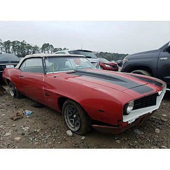 1969 Chevrolet Camaro for sale 101461627
