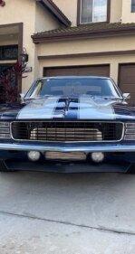 1969 Chevrolet Camaro for sale 101467036