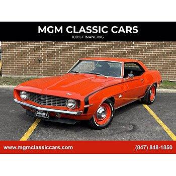 1969 Chevrolet Camaro for sale 101478522
