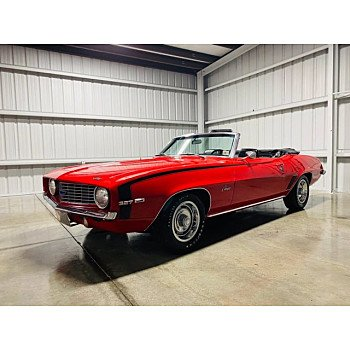1969 Chevrolet Camaro for sale 101486587