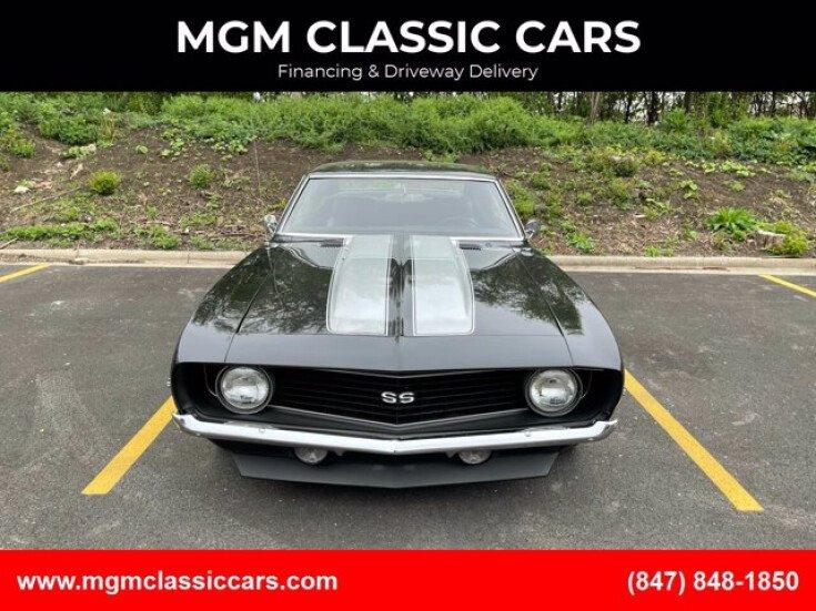 1969 Chevrolet Camaro for sale 101505111