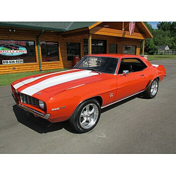 1969 Chevrolet Camaro for sale 101532201