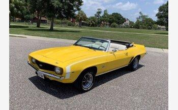 1969 Chevrolet Camaro Convertible for sale 101540034