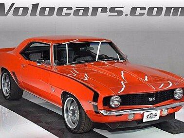 1969 Chevrolet Camaro SS for sale 101546691