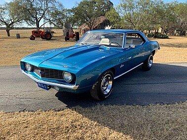 1969 Chevrolet Camaro for sale 101554533