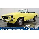 1969 Chevrolet Camaro RS Convertible for sale 101564278