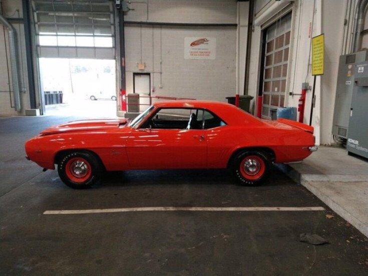1969 Chevrolet Camaro for sale 101593330