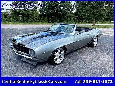 1969 Chevrolet Camaro for sale 101611369
