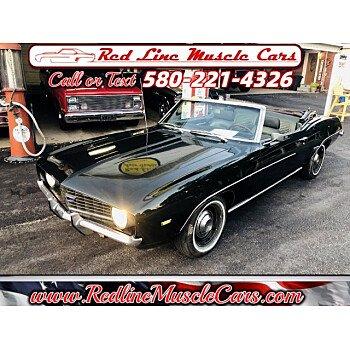 1969 Chevrolet Camaro Convertible for sale 101619881