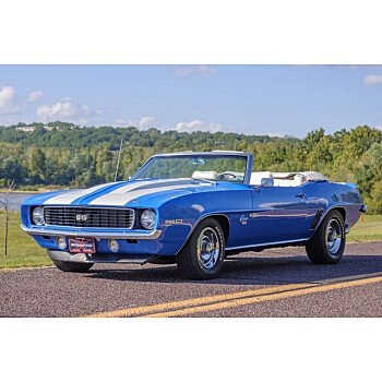 1969 Chevrolet Camaro for sale 101622791