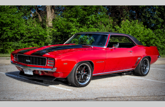 1969 Chevrolet Camaro RS for sale 101628165