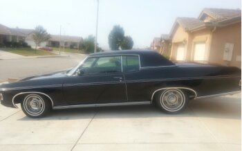 1969 Chevrolet Caprice Classic Coupe for sale 101252337