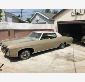 1969 Chevrolet Caprice for sale 101265227