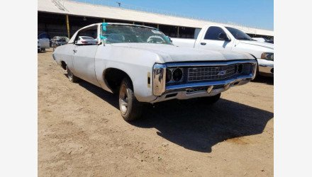 1969 Chevrolet Caprice for sale 101329383