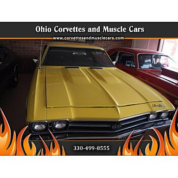 1969 Chevrolet Chevelle for sale 100020678
