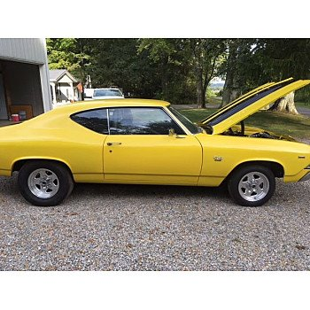 1969 Chevrolet Chevelle for sale 100985755