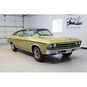 1969 Chevrolet Chevelle for sale 101022772