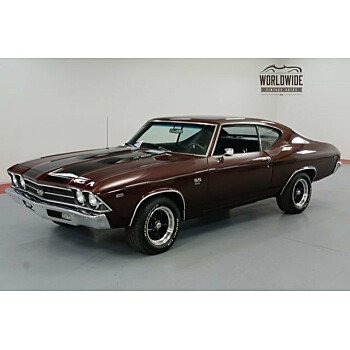 1969 Chevrolet Chevelle for sale 101025809