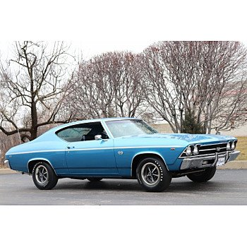 1969 Chevrolet Chevelle for sale 101066378