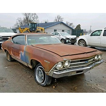 1969 Chevrolet Chevelle for sale 101107837