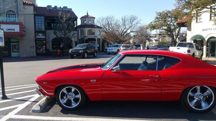 1969 Chevrolet Chevelle For Sale Near Dallas Texas 75236 Classics