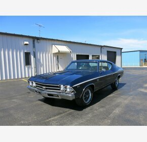 1969 Chevrolet Chevelle for sale 101123209