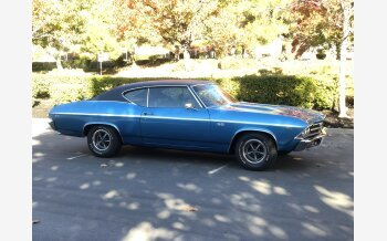 1969 Chevrolet Chevelle SS for sale 101412059