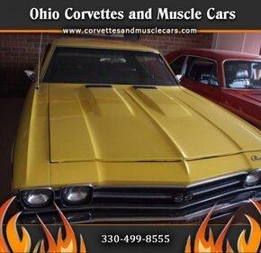 1969 Chevrolet Chevelle for sale 100020678