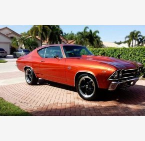 1969 Chevrolet Chevelle for sale 100843631