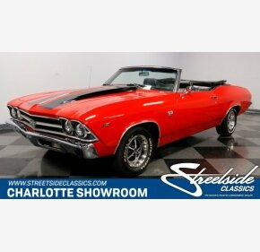 1969 Chevrolet Chevelle for sale 100984595